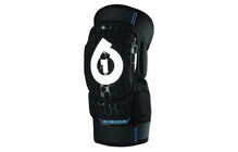 SixSixOne Rage Knee Guard schwarz